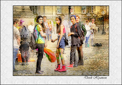 SPOTTED. (Derek Hyamson) Tags: street liverpool candid pride spotted posers impression hdr 2015
