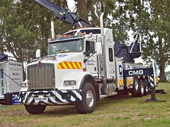 25 Kenworth Heavy Recovery Truck (2007) (robertknight16) Tags: usa truck lorry billing recovery kenworth 2000s cmg wrecker bigstuff aquadrome x716hkw