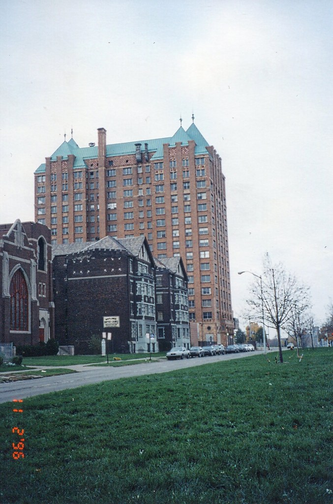 The world 39 s best photos of architect and detroit flickr for Detroit architectes