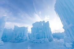 Ice Castles Edmonton