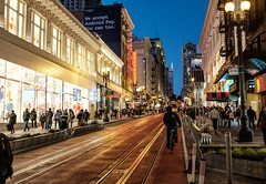 "Downtown San Francisco on a cold winter night • <a style=""font-size:0.8em;"" href=""http://www.flickr.com/photos/54083256@N04/24208839984/"" target=""_blank"">View on Flickr</a>"