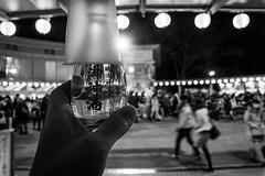 Sake-Meiji-jingu Shrine - https://500px.com/photo/139258415/ (KT.pics) Tags: life park street people urban food white black cup monochrome silhouette japan night point japanese lights tokyo blackwhite bottle still holding worship shrine hand view drink shibuya sake jp  yoyogi exploration bnw meijijingu lighs   500px eyeem ktpics 500pxtours