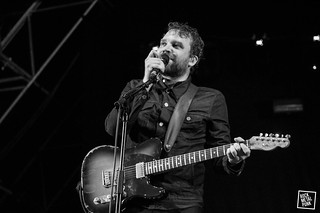 Frightened Rabbit // Shot by Charlotte Davidson