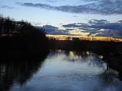 What Starts Ends (Bricheno) Tags: scotland escocia schottland écosse scozia escòcia szkocja scoția 蘇格蘭 स्कॉटलैंड σκωτία bricheno river clyde riverclyde winter bridge glasgow dalmarnock rutherglen sunset