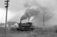 Andrew Barclay No.1821 at Bank Colliery. (Tilt Cab Man) Tags: scotland locomotive ayr ayrshire steamlocomotive ncb saddletank newcumnock nationalcoalboard andrewbarclay industrialsteam 040st industrialloco westayrarea bankcolliery southayrshiredistrict