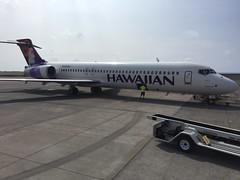 Going back over to Honolulu and the beaches of Waikiki !! (Hazboy) Tags: vacation island big airport october state hawaiian aloha kona 2015 hazboy hazboy1