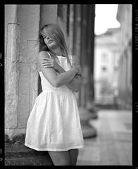 Charlotte, last summer (ericvanden) Tags: portrait woman pentax6x7