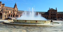 Plaza de Espaa (Sevilla) (17) (DAGM4) Tags: espaa sevilla andaluca spain espanha europa europe seville espana andalusia espagne plazadeespaa espagna andalusie espainia espanya  spainsquare plazadeespaasevilla       espainiakoplaza  sevillako  laplacedespagne