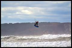 Salinas 31Ene2016 (16) (LOT_) Tags: coyote switch fly nikon waves lot asturias kiteboarding kitesurfing nitro hugo kitesurf nitro5 controller2 kitesurfmagazine kitespain switchkites switchteamrider nitro3 ©lot