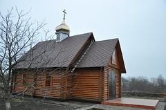 Храм Воскресения Словущего на Байковом кладбище