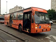 8387- Grard Chevalier (VDKphotos) Tags: man pub belgium bruxelles werbung autobus vanhool stib infobus mivb vha500 copygchevalier