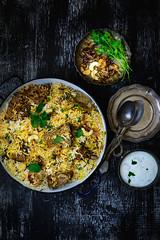 Kathal Ki Biryani 1 (Whisk Affair) Tags: rice indian jackfruit biryani