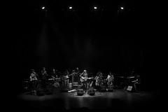 _JTS0447 Xarim Arest i el Conjunt del Miracle Auditori de Barcelona BarnaSants 2016 BW (Thundershead) Tags: music guitar livemusic msica guitarplayer msic barnasants xarimarest barnasants2016