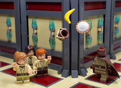 Force prank (N-11 Ordo) Tags: 2 3 star force lego scene master prank mace windu wars build clone episode ordo moc padawan younglings n11