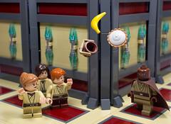 Force prank (N-11 Ordo) Tags: 2 3 star force lego scene master prank mace windu wars build clone episode ordo moc padawan younglings n11