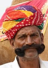 Rajasthan Man 2 (Simon Maddison LRPS) Tags: raw pushkar rajasthan
