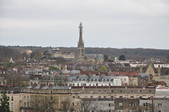 Spire Scaffold (Baker_1000) Tags: tower bristol nikon cabot cabottower brandonhill 2015 d90 nikond90