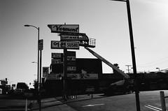 LA Trip (Invisible Hour) Tags: california ca leica bw white black color film cali los angeles velvia fujifilm neopan fujichrome m6 acros 100iso