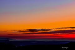 Tramonto golfo con il vulcano (kiareimages1) Tags: calabria stromboli tiriolo sunsets tramonti coucherdesoleil sky paysages paesaggi golfodilameziaterme mare mediterraneo tirioloterradeiduemari