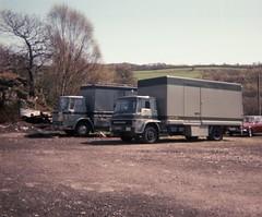 NTN 276Y (markkirk85) Tags: television truck bedford tv tl lorry bbc ntn 276y ntn276y
