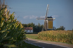St. Hubertusmolen (Matt H. Imaging) Tags: netherlands windmill beek sony nederland tamron slt limburg a55 sonyalpha genhout slta55v tamron18270pzd ©matthimaging