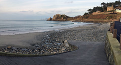 Trestrignel  Mares d'quinoxe (claude.lacourarie) Tags: beach 22 high sandy tide sable bretagne breizh armor plage cotes perrosguirec galets mare trestrignel trgor tregor 22700 equinoctial quinoxe