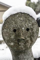 Stone Carving Shop in Sakyo-ku (PV9007 Photography) Tags: schnee winter snow japan town kyoto shots area  northern    shugakuin sakyoku  ichijoji    rakuhoku     shuugakuin sakyo ichijouji