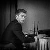 The Tech (Repp1) Tags: portrait bw handsome nb technician cleancut youngman jeunehomme technicien belhomme beaumec apparencesoignéeetordonnée
