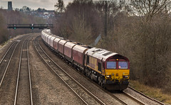 DB Schenker Class 66/0 no 66056 at Tupton on 29-02-2016 (kevaruka) Tags: uk greatbritain winter england color colour colors train canon outdoors flickr colours unitedkingdom outdoor derbyshire transport shed trains gb 5d february frontpage britishrail chesterfield dbs freighttrain 2016 freightliner class66 ews networkrail gbrf 66056 tupton dbschenker canon5dmk3 5dmk3 canonef100400f4556l 5d3 5diii thephotographyblog canoneos5dmk3 tuptonbridge dbreilfreight ilobsterit