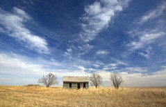 wevo revisted (eDDie_TK) Tags: sky abandoned clouds rural colorado weld co rurallife ruralliving pawneegrasslands weldcounty weldcountyco