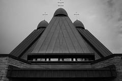 Broadview domes (Natalie Markiewicz) Tags: blackandwhite toronto monochrome domes broadview holyeucharistukrainiancatholicchurch carlzeissbiogon2528zm