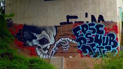 Graffiti in Kln/Cologne 2013 (kami68k [Cologne]) Tags: hub graffiti ds cologne kln illegal bombing bunt netz epsc 2013