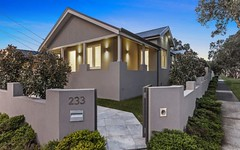 233 High Street, Willoughby NSW
