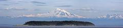 Mount Baker and Patos Island (RebelRob) Tags: gulfislands mountbaker eastpoint salishsea saturnaisland patosisland