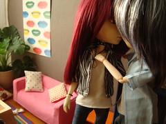 Besito  (La pérdida de Noa) 73 (Lunalila1) Tags: male hospital kiss doll track mj shade nakano groove 27 yoshi kuro extra endo enfermero obitsu taeyang junplaning junsuke