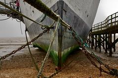 The 'Wilton'.. (Axonsolar) Tags: beach club seaside yacht leigh wilton minesweeper hms