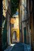early morning alley (jody9) Tags: france alley provence earlymorningsun