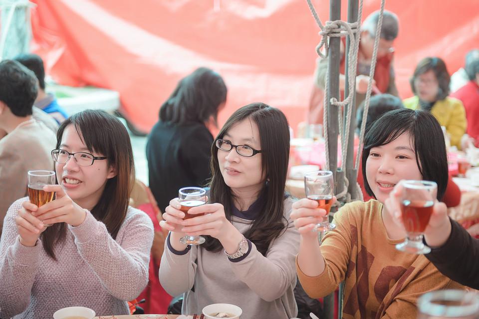 婚禮攝影-台南北門露天流水席-062