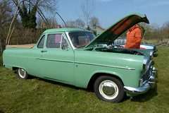 Ford Zephyr Mk 2 Utility 1960 P1180620mods (Andrew Wright2009) Tags: uk 2 england white classic cars ford suffolk lion australia utility historic zephyr vehicle mk automobiles ufford