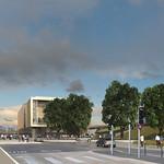 Nouveau Centre de Congrès Robert Schuman