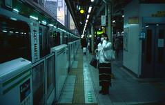 Coming Home. (monkeyanselm) Tags: camera leica holiday film japan analog december fujifilm ttl provia summilux m6 asph 2015 35mmf14 058x