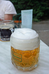 Budweiser Budvar - Vienna, Austria (Neil Pulling) Tags: vienna wien beer austria fairground bier budweiser prater biere biergarten pivo budvar budweiserbudvar schweizerhaus pratergarten wienerprater realbudweiser schweizerhauswien