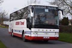S111JDO  Ogdens, St Helens (highlandreiver) Tags: travel bus green st scotland coach scottish gretna helens van coaches hool ogdens s111jdo