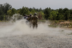 Falcon Paratroopers receive, train with Carl Gustaf (2nd Brigade Combat Team) Tags: nc unitedstates m3 weapons paratroopers fortbragg antitank armament carlgustaf 82ndairbornedivision 2ndbrigadecombatteam reloadable maaws multiroleantiarmorantipersonnelweaponsystem