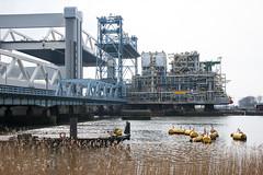 Montrose oil platform botlek (Jolanda N.) Tags: industry harbour transport shi botlek botlekbrug exceptionelle montrosea