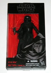 star wars the black series 6 inch action figure #03 kylo ren episode VII the force awakens 2nd release small hood detailed plastic cape hasbro 2015 misb a (tjparkside) Tags: red 6 black star three inch force cross mask ben action bs small helmet guard 7 03 seven solo figure packaging cape hood series sw cloak lightsaber wars tbs six figures sith episode lightsabers vii apprentice hilt tfa awakens