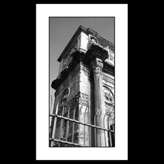 "FROM THE SERIES ""ROME VERTICAL"" (Naumachos 1963 - Alessandro Paolini) Tags: blackandwhite bw rome roma monochrome architecture streetphotography panoramic panoramica archeology architettura biancoenero archeologia panoramicview verticalview arcodicostantino 6x12 streetphotogaphy lumixgf1 panasonicgf1 lumix2017 romevertical"