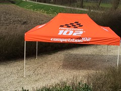 Quick Folding tent - Full color print (3)