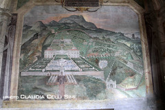 Villa Lante (Claudia Celli Simi) Tags: italia viterbo lazio parchi villalante pitture bagnaia giardinoallitaliana dipintimurali cardinalgambara