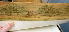 "Fore-edge painting: Volume 1 of ""The Poetical Works of Henry Wadsworth Longfellow:  Illustrated."" Boston: Houghton Mifflin, (1882). (lhboudreau) Tags: trees horses horse tree art leather illustration painting book poetry poem carriage illustrated paintings illustrations books bookcover poems longfellow bookcovers hardcover volumeone poetical 1882 houghtonmifflin volume1 vintagebook antiquebooks henrywadsworthlongfellow antiquebook leatherbound vintagebooks hardcovers hardcoverbooks leatherbinding hardcoverbook foreedgepainting poeticalworks antiquevolume thepoeticalworks foreedgepaintings antiquevolumes foliosize poeticalworksofhenrywadsworthlongfellow thepoeticalworksofhenrywadsworthlongfellow thepoeticalworksoflongfellow"